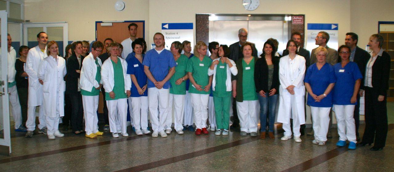 Klinik Amsee Waren