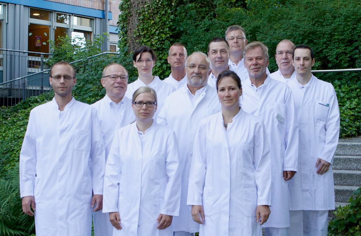 Teambild Chirurgie _Ausschnitt