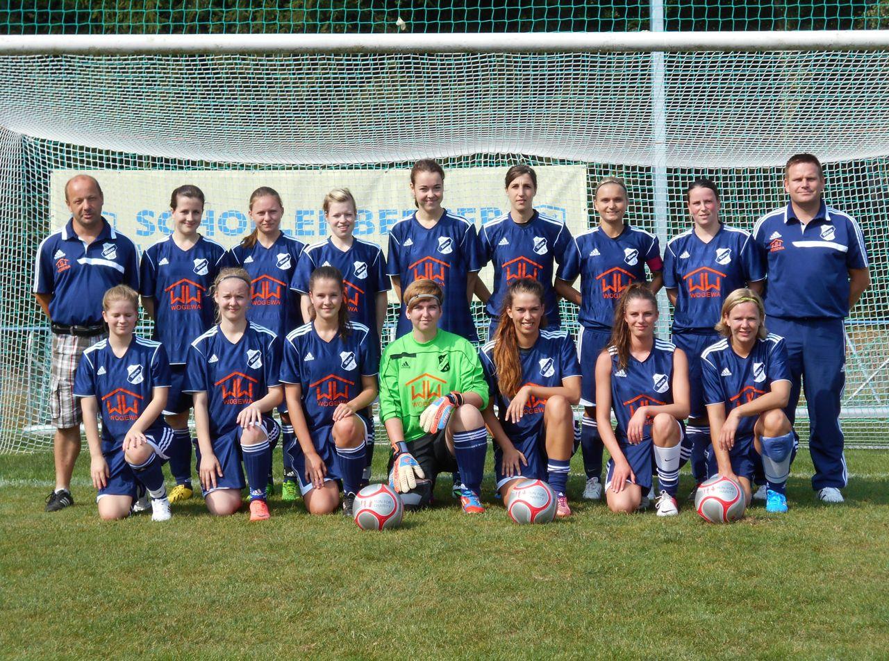 Fußballfrauenmittel