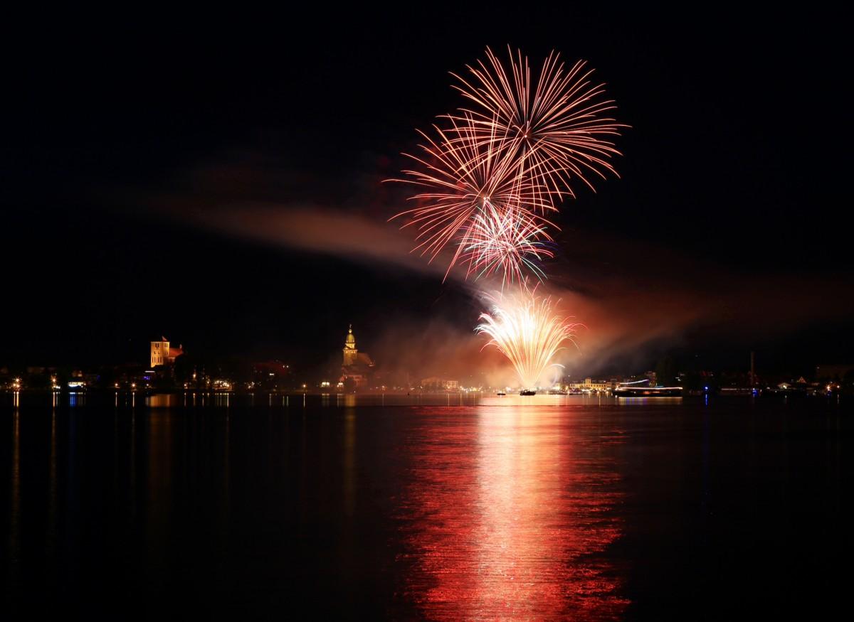 Feuerwerk Andre