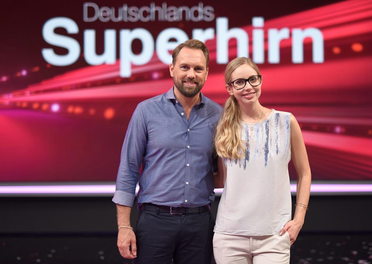 Deutschlands Superhirn