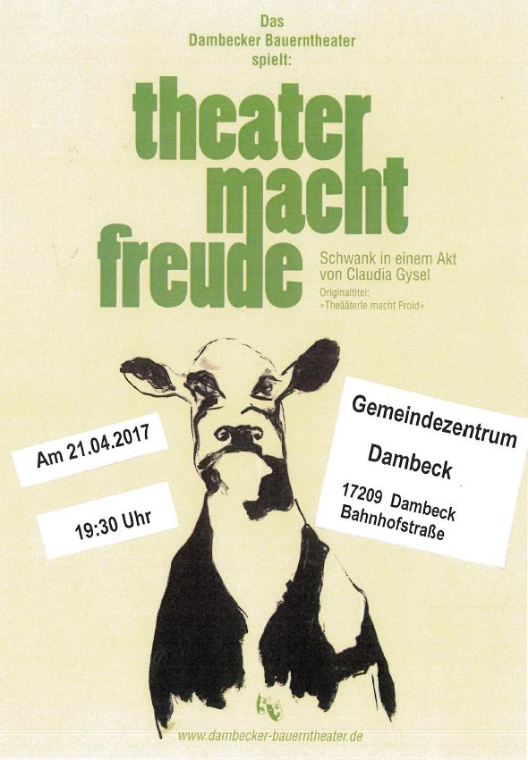 Dambecker Bauerntheater › Wir sind Müritzer