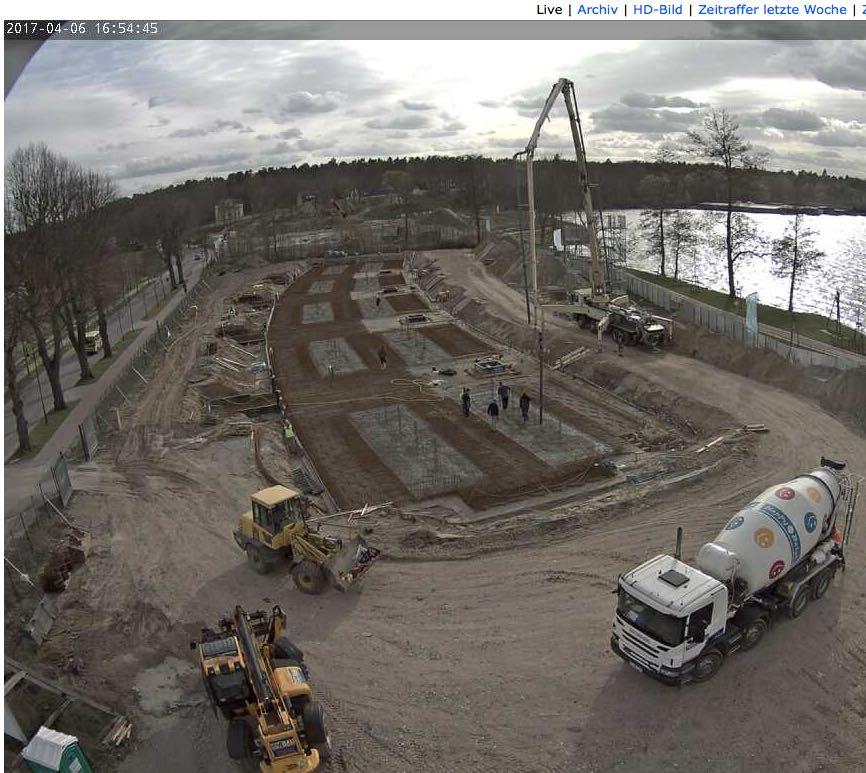Maremüritz Webcam