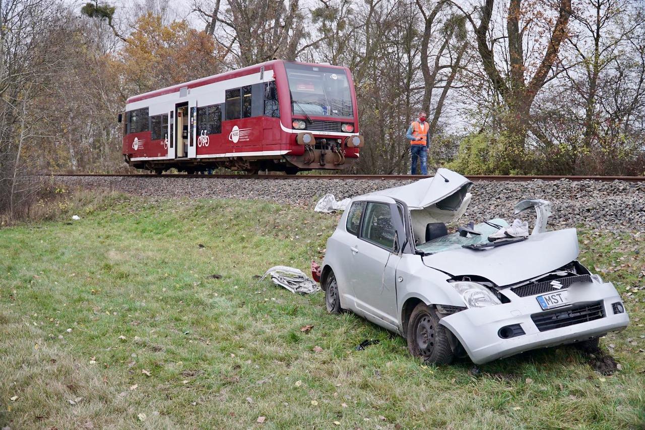 Unfall Neustrelitz